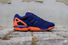 adidas – ZX Flux Weave (dark blue) #Adidas #Sneakers #SUPPA