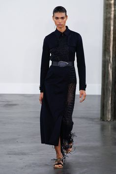 Gabriela Hearst Spring 2020 Ready-to-Wear Fashion Show Collection: See the complete Gabriela Hearst Spring 2020 Ready-to-Wear collection. Look 1 2020 Fashion Trends, Fashion 2020, Love Fashion, Spring Fashion, Fashion Show, Fashion Outfits, Fashion Brands, Vogue Paris, Gabriela Hearst