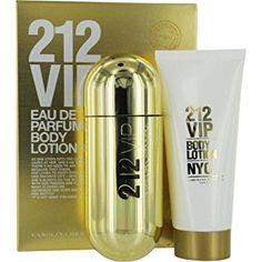 Carolina Herrera 2 Piece Fragrance Set for Women, 212 VIP Review