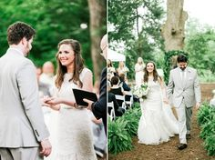 Bethany and Ryan | Outdoor Garden Wedding