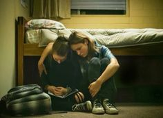 Short Term 12 (2013) - the octopus and shark story
