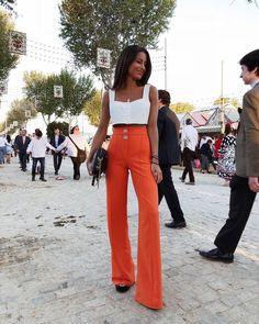 As we like to share the latest it trends, we went for the upcoming best summer fashion looks to share with you! Trendy Outfits, Cute Outfits, Fashion Outfits, Fashion Tips, Fashion Design, Fashion Trends, Work Outfits, Summer Outfits, Fashion Mode