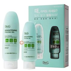 Dr.G Gowoonsesang Brightening Peeling Gel Limited Edition Special Set (120ml 60ml) >>> Click on the image for additional details. (This is an Amazon affiliate link)