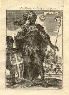 A King of Kongo, 1685