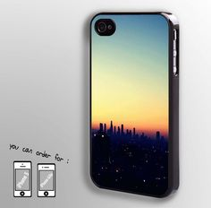 afternoon - hard case cover for iphone 4/4s