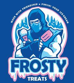 Sub Zero Frosty Treats