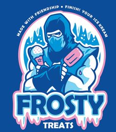 Sub Zero Frosty Treats