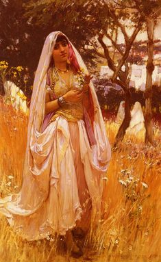 My newest obsession, Orientalism.