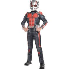 Boys Ant-Man Muscle Costume - Marvel Ant-Man