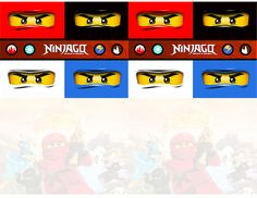 DIY LEGO NINJAGO PARTY with Free Printables - Easy Green Mom