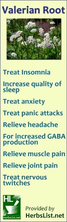 How much valerian root for sleep