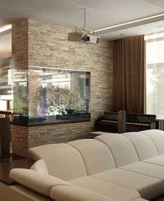 3d Interior Visualization Before Buying an Aquariumjj