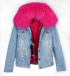 Parka Coat, Denim, Jackets, Fashion, Down Jackets, Moda, Fashion Styles, Jacket, Fashion Illustrations