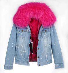 Parka Coat, Denim, Jackets, Fashion, Down Jackets, Moda, Pea Coat, La Mode, Fasion