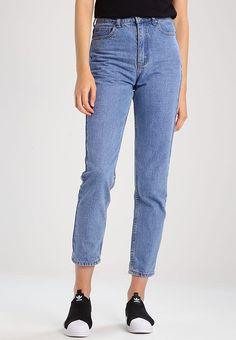 Lost Ink MOM - Jeans Relaxed Fit - light denim/elderberry für € 45,95 (08.08.17) versandkostenfrei bei Zalando.at bestellen.