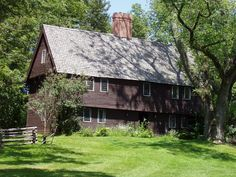 Parson Capen House - Topsfield, Massachusetts - List of the oldest buildings in Massachusetts - Wikipedia, the free encyclopedia