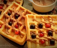 Romanian Recipes, Romanian Food, Desert Rose, Bonsai, Waffles, Food And Drink, Natural, Breakfast, Morning Coffee