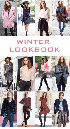 Damesmode, de winterlooks uit Frankrijk. Franse mode, het heeft iets. Bij het wereldwijd bekende Franse La Redoute vinden we een aantal, eigen labels zoals Softgrey, Mademoiselle R en Laura Clement. MEER http://www.pops-fashion.com/?p=15677