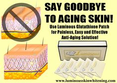 Prolonged your aging process with your new daily skincare solution! #antiaging #antiagingproducts #youngerskin #glutathione #skincare #face #routine #defense #immunesystem #body #wellness #health #whiteningproducts #vitaminC #glowingskin #brightening #cleansing #skin #healthy #patch #detoxification #skinwhitening #regimen #natural #moisturizer #healthyskin #exfoliate #painless #treatment #technology