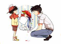 So cute - Detective Conan ❤