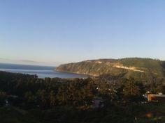 Laguna Verde, Valparaiso... desde las alturas, sector alto de el progreso!
