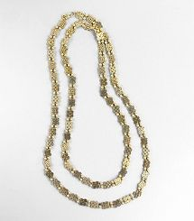 Tory Burch clover necklace