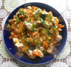Курица в мультиварке с овощами - Затейка.com.ua - рецепты вкусных десертов, уроки вязания схемы, народное прикладное творчество