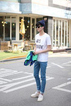 Korean Street style | Raddest Looks On The Internet: http://www.raddestlooks.net