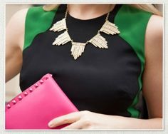Career Style: How Jewelry Can Help You Network. Jewelry is the most successful fashion conversation starter at networking events. #networking #accessories #womensbusinessclothes #workclothes http://stilettosontheglassceiling.com/2013/11/career-style-how-jewelry-can-help-you-network-by-kristina-moore.html