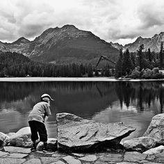photo people | free download photobank of black and white photos Black White Photos, Black And White, Free Black, Free People, Child, Mountains, Nature, Travel, Boys