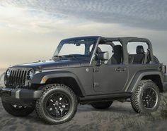 2014 Jeep Wrangler Willys Wheeler Edition...