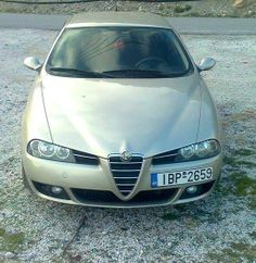 Alfa Romeo 156 by Giovalin N. Alfa Romeo 156, Alfa Romeo Cars, Love Car, Fiat, Greece, Automobile, Wheels, Trucks, Sport