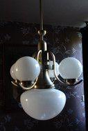 Art Deco Pendant Lamp -Adfabrum, The Art, Antiques & Collectibles specialists