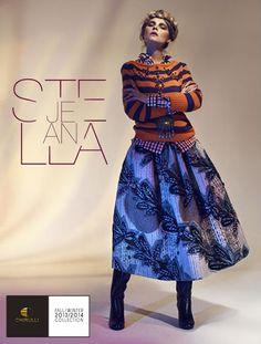 Stella Jean - On Line la Nuova Collezione A/I 2013/14 su ChirulliShop.com  Designer dall'allure internazionale, grazie al suo stile caratterizzato da un eclettico melting-pot culturale ha riscosso in breve tempo il plauso sia di stampa che di buyer, approdando così nelle migliori boutique italiane e straniere.  http://www.chirullishop.com/it/8-nuove-collezioni-ai#/designer-stella_jean
