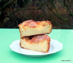 La première fois que j'ai entendu parler de mirliton, enfin celuiqui se mange, c'est lors d'unstage de pâtisserie consacré aux gâteaux de voyagechez Régis Marcon avec son chef …