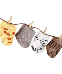 Safari Socks Set