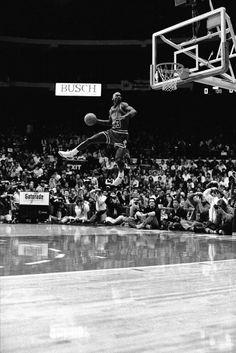 La galería de mates más espectacular de Michael Jordan