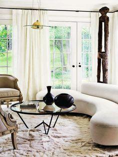 Ambiente e mobiliário Designer: Julie Hillman Fotógrafo: Manolo Yllera Fonte: AD Espanha Dezembro 2013