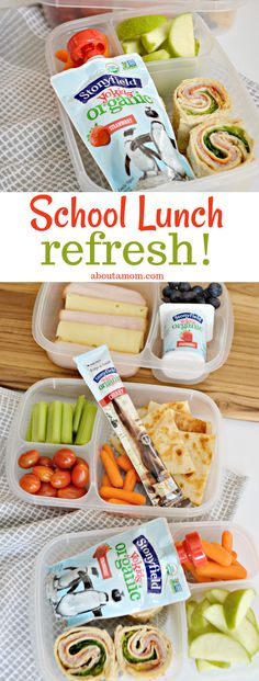 Wholesome Meals Is your child getting bored with school lunch? It might be time for a lunchbox refresh. Check out these creative and wholesome school lunch ideas! Snack Recipes, Healthy Recipes, Snacks, Lunch Ideas Kids At Home, Lunch Meal Prep, School Lunch, Kid Friendly Meals, Healthy Cooking, Kids Meals