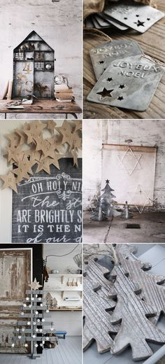 Gray and brown Christmas decor is creative inspiration for us. Get more photo about home decor related with by looking at photos gallery at the bottom of this page. We are want to say thanks if you like to share this post to another people via your facebook, pinterest, google …