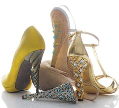 Dior- I like the different types of heels