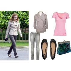 Hermione Granger Deathly Hallows (Outfit 9)