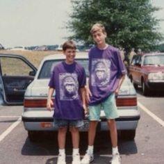Rhett and Link as kids