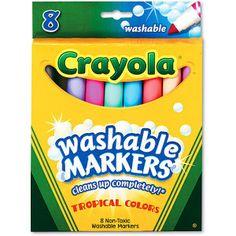 Marcadores Crayola GRATIS en Wal-Mart!
