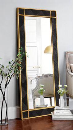 WOODMİRROR - BLACK MAMBA VI Wood Mirror, Black Mamba, Oversized Mirror, Room, Furniture, Home Decor, Inspiration, Bedroom, Biblical Inspiration