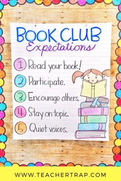 Classroom book clubs, like Literature Circles, are a powerful way to build reading comprehension! Launch thriving Book Clubs in one week with this easy guide. Easy to manage and great for elementary reading!  #bookclubs #classroombookclubs #literaturecircles #1stgradereading #2ngradereading #3rdgradereading #4thgradereading#5thgradereading #teachertrap