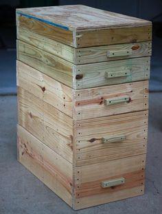 DIY Jerk Boxes
