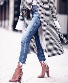 Extraordinario abrigo Mejores zapatos @vivaluxuryblog ✔️✔️ via @blogging4style