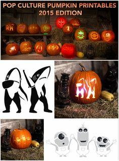 leslie knope pumpkin stencil halloween and fall pinterest
