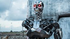 terminator genies robot hd wallpapers download